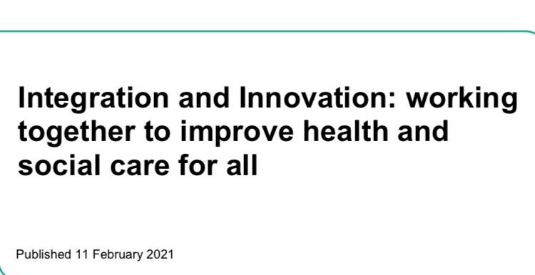 Integration and Innovation 11 Feb 2021 White Paper