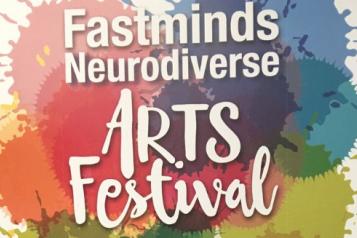 Fastminds festival poster