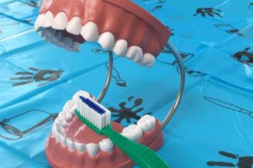 Healthy teeth, healthy kids