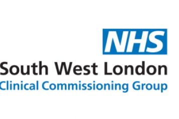 NHS South West London Clinical Commissioning Group Logo