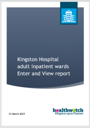 KH Adult Inpatient Wards Enter and View Report