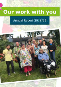 Annual report front cover 18:19
