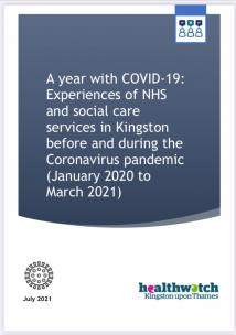 One year with Covid report